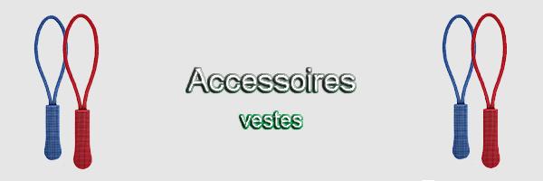 Accessoire pour Veste