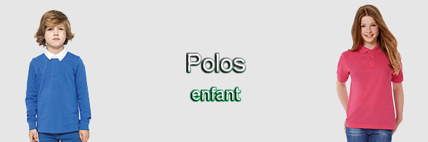 polo enfant sol's, fruit of the loom