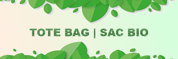 sac coton biologique