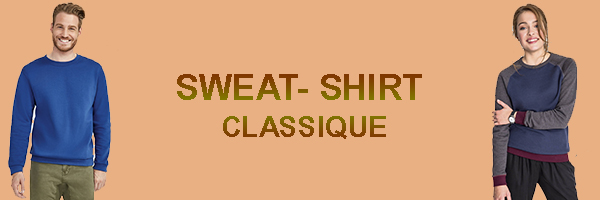 Grossiste Sweat-shirt | Sweat Classique |