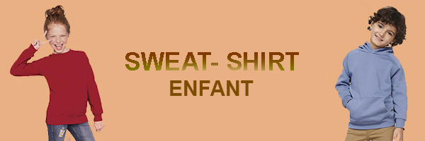 sweat enfant sol's, b&c