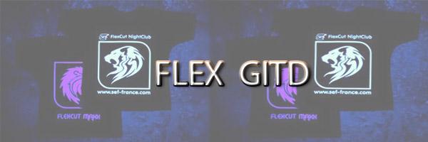 flex photoluminescent